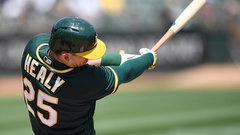 MLB: Mariners 3, Athletics 4