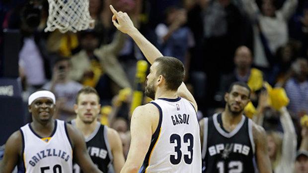 NBA: Spurs 108, Grizzlies 110 (OT)