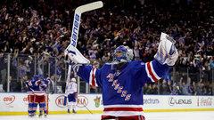 NHL: Canadiens 1, Rangers 3
