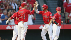 MLB: Blue Jays 4, Angels 5