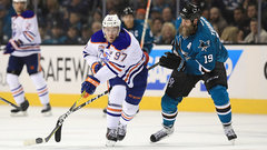 Oilers persevere over Sharks, McDavid finds way to contribute