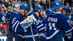 Disappointed Leafs can't help but feel proud of transformation