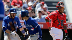 MLB: Blue Jays 6, Angels 2