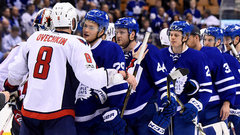 Did the Maple Leafs and Capitals deliver the best series of the first round?