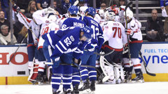 NHL: Capitals 2, Maple Leafs 1 (OT)