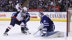 Johansson sticks dagger in Maple Leafs, Toronto exits on high