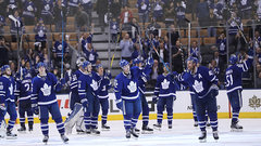Leafs make huge strides despite falling short to Caps in thrilling series