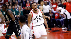 NBA: Bucks 93, Raptors 118