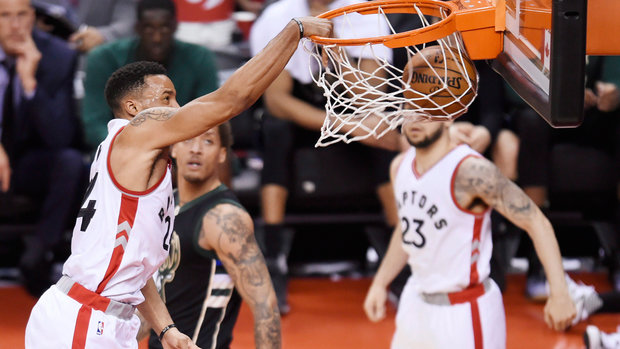 The Keg Must See: Powell puts exclamation point on Raptors' Game 5 win