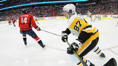Williams on Penguins: We have some redemption to give
