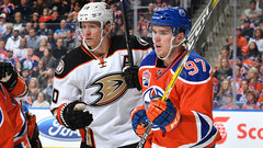 How does the Oilers' defence stack up against the Ducks' offence?