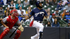 MLB: Reds 7, Brewers 11