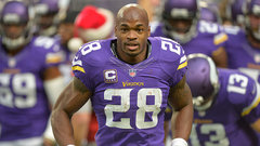 Report: Saints, Peterson negotiating contract