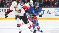 Rangers vs. Senators has ingredients for close, low scoring series