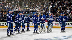 What are fair expectations for Leafs next year?