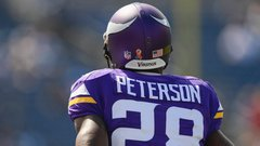 Adrian Peterson joins Drew Brees, Saints for fresh start