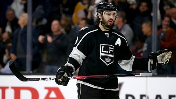 Will the Leafs have their eye on Doughty this offeseason?