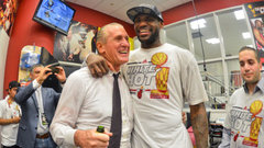 Behind Pat Riley's pitch to save Miami's Big Three