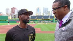 McCutchen out to show he's still capable in CF