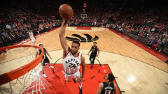 Court Squeaks: Powell continues to rise up in big Raptors playoff games