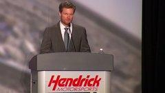 Earnhardt Jr.:  'Don't see myself detaching from NASCAR'