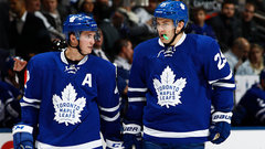 JVR, Bozak eager to commit long-term to Leafs