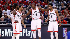 Raptors team defence will be key as they look to close out Bucks