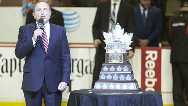 Who are the Conn Smythe candidates so far?