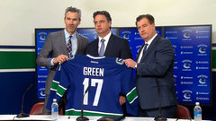 Price: Green taking over a 'very different' Canucks team