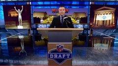 Bears pick Adams No. 3 in mock draft