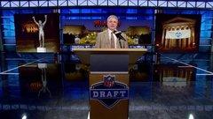 Browns pick Garrett No. 1 in mock draft