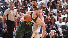 NBA: Jazz 96, Clippers 92