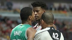 Bulls vs. Celtics: A war of words