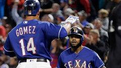 MLB: Twins 3, Rangers 14