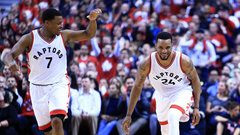 Lowry: Norm has 'changed the series' for Raptors