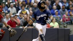 Eric Thames crushes in epic April