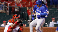 MLB: Blue Jays 6, Cardinals 5 (11)