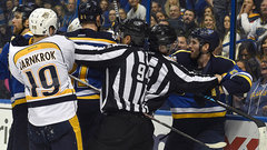 McGuire: Preds & Blues hate each other; series will be violent & nasty
