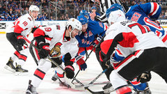 Sens expecting an even tougher series with the Rangers