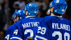 Is Leafs captaincy a bigger deal for fans & media than the team?