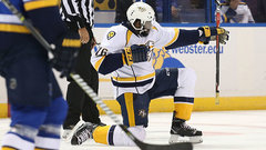 Subban shines in Predators' win
