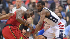 NBA: Hawks 99, Wizards 103