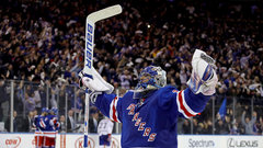 Rupp: Rangers are older brother in series vs Sens