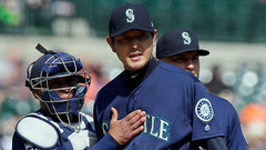 MLB: Mariners 2, Tigers 1