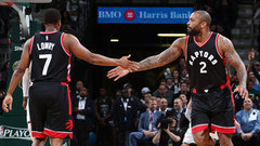 Raptors make a statement after blowing lead