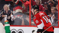 Sens shine on power play in Game 1