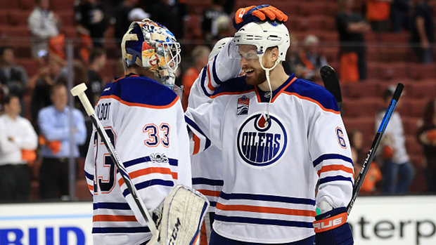 Larsson's defensive impact exactly what the Oilers needed