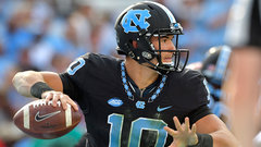 Will Trubisky be taken over Garrett in NFL Draft?