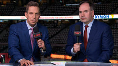 Dorion weighs in on challenges Rangers present