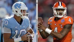 Who should be the first QB drafted: Trubisky or Watson?
